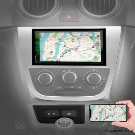 central-multimidia-android-9-gol-voyage-saveiro-g5-gps-tv-espelhamento-wi-fi-android-iphone-shutt-connectparts--9-