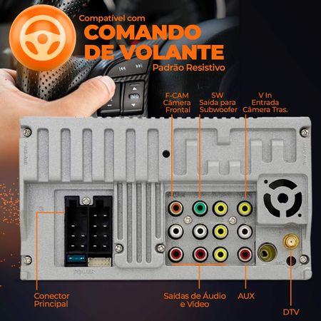 central-multimidia-2-din-7-bluetooth-espelhamento-android-waze-spotify-mp5-usb-sd-aux-shutt-chicago--connectparts--5-