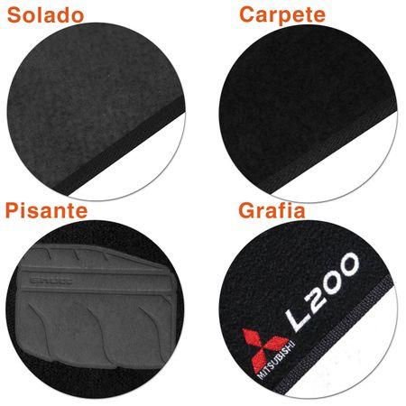 jogo-tapete-l200-2011-2012-2013-carpete-preto-com-grafia-bordado-5-pecas-connectparts--4-