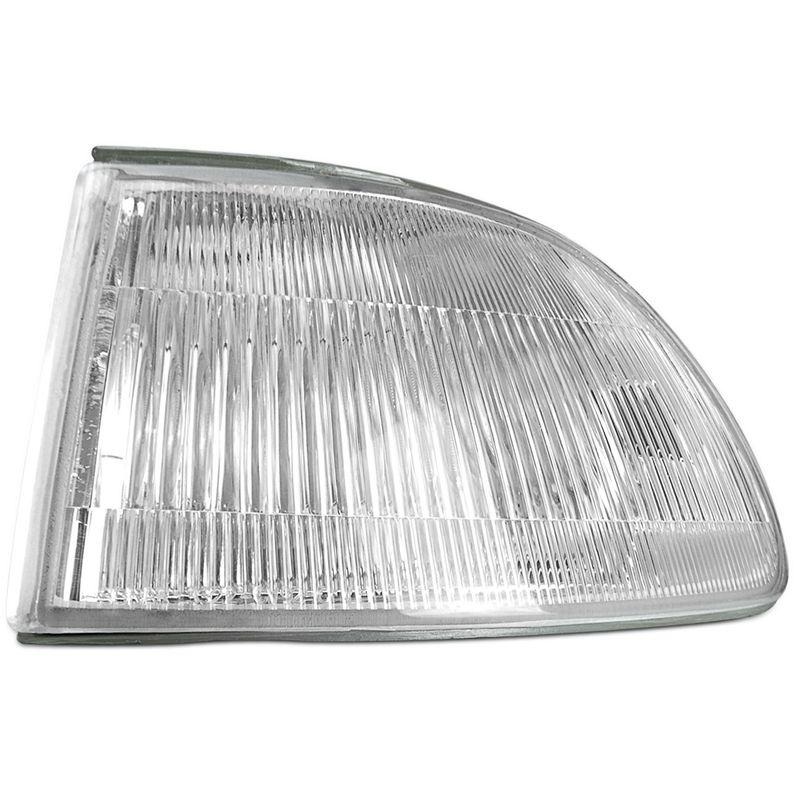 Lanterna Pisca Civic Sedan 92 93 94 95 Cristal Lado Esquerdo