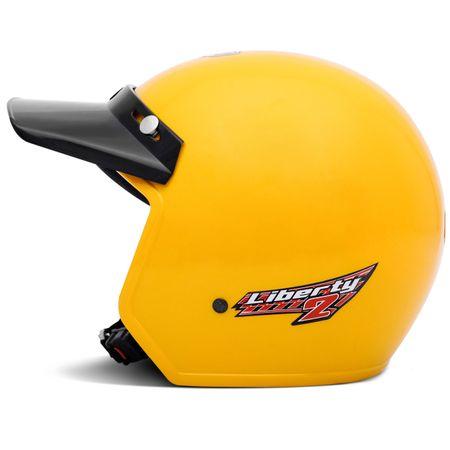 Capacete-Moto-Pro-Tork-Aberto-Modelo-Liberty-Two-Amarelo-connect-parts--1-