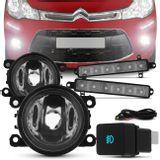 Kit-Farol-de-milha-Citroen-C3-2013-a-2015-com-DAYTIMELIGHT-Botao-Modelo-Original-connectparts--1-