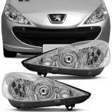 Farol-Peugeot-207-2007-A-2015-Cromado-connectparts--1-