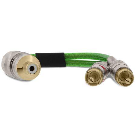 Cabo-Y-2M1F-Technoise-Series-400P-20-Cm-5-Mm-Conector-Metal-R-Verde-Pacote-Com-1-Peca-connectparts--1-