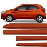 Jogo-Friso-Lateral-Personalizado-Ford-Ka-Hatch-Sedan-2014-Em-Diante-Laranja-Savana-connectparts--1-