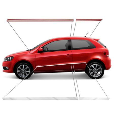 Friso-Cromado-Gol-Palio-Ka-Peugeot-206-Clio-Fusca-2-Portas-Componente-connectparts--5-