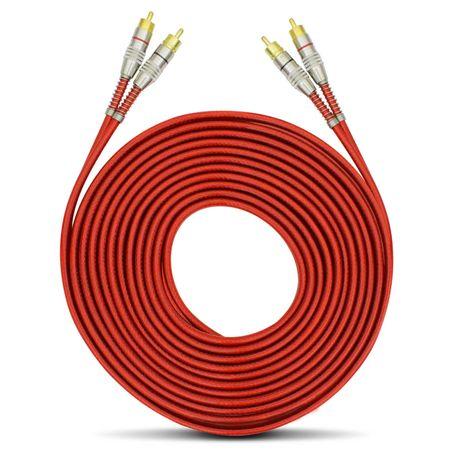 Cabo-Rca-Prime-Plug-Metal-5Mm-Transparente-Vermelho-5M-Tech-One-connectparts--1-