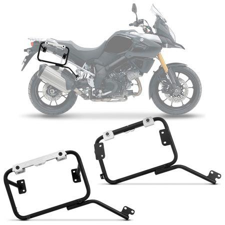 Suporte-Lateral-para-instalacao-de-bau-Outback-na-motocicleta-Suzuki-DL1000-Vstrom-2014-em-diante-connectparts--1-