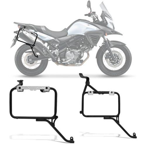 Suporte-lateral-para-instalacao-de-bau-Outback-na-motocicleta-Suzuki-DL650-Vstrom-L2-connectparts--1-