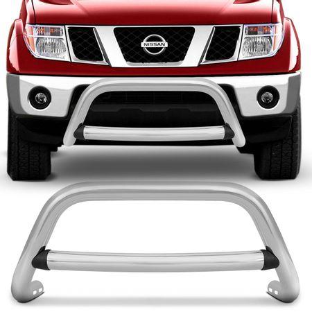 Para-choque-De-Impulsao-Nissan-Frontier-2003-a-2006-c-Barra-Cromado-Kit-Impulsao-connectparts--1-