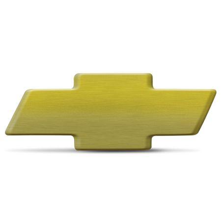 Emblema-Gm-Logo-Chevrolet-Gravata-Dourada-Resinado-Tuning-Emb-Ouro-Fosco-Fundo-Cromado-9-9X3-5-connectparts--1-