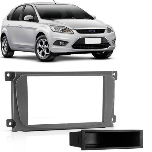 Moldura-Painel-Focus-Hatch-Sedan-2012-2013-Dvd-2-Din-Grafite-connectparts--1-