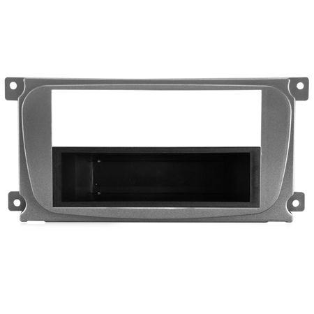 Moldura-Painel-Focus-Hatch-Sedan-2012-2013-Dvd-2-Din-Grafite-connectparts--2-