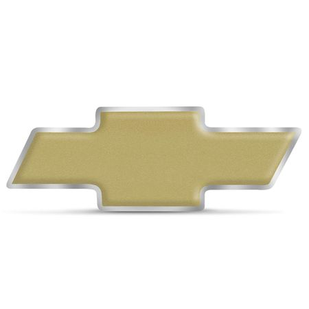 Emblema-Gm-Logo-Chevrolet-Gravata-Dourada-Resinado-Tuning-Emblem-Ouro-Fosco-Borda-Cromada-connectparts--1-