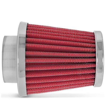 Filtro-Ar-Esportivo-Race-Chrome-Monofluxo-62mm-Vermelho-connectparts--1-