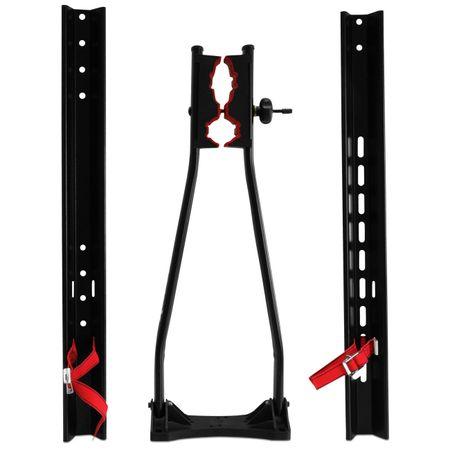 Kit-Par-de-Travessas-Largas-Rack-de-Teto-Universal-Prata---Rack-Transbike-Connect-Parts--1-