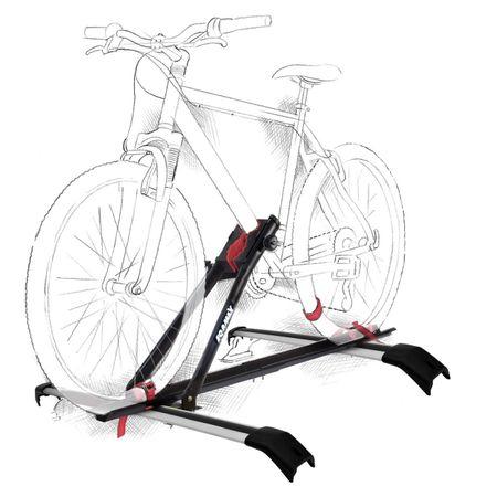 Kit-Rack-Teto-Travessa-Ecosport-13-a-15-Prata-2-Pecas---Rack-Transbike-Connect-Parts--1-