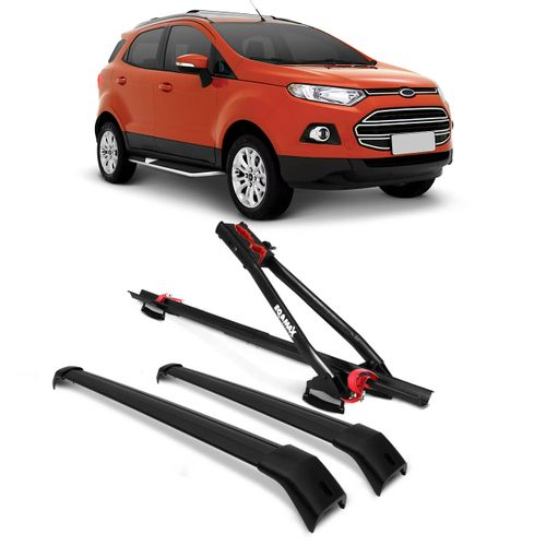 Kit-Rack-Teto-Travessa-Ecosport-13-a-15-Preta-2-Pecas---Rack-Transbike-Connect-Parts--1-