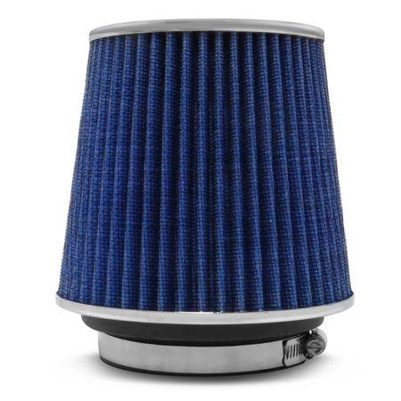 Filtro-Conico-Universal-K-N-Cromado-E-Azul-Monofluxo-connect-parts--1-