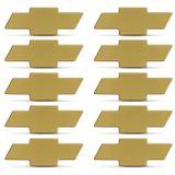 Jogo-Emblema-Resinado-Chevrolet-Dourado-Fosco-85x25cm-10-unid-Connect-Parts--1-