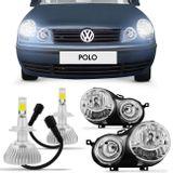 Farol-Polo-Hatch-Sedan-03-a-06-Vw-Foco-Duplo-Cromado---Super-Led-H7-Connect-Parts--1-