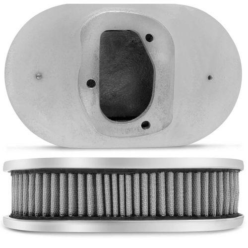 Filtro-de-Ar-Esportivo-Oval-Inox-para-Carburador-Race-Chrome-connectparts--1-