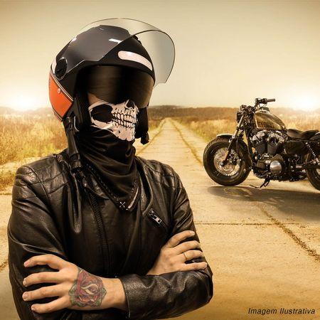 Capacete-Aberto-Pro-Tork-Highway-Dreams-Skull-Riders-Laranja-Preto-Fosco-Connect-Parts--1-