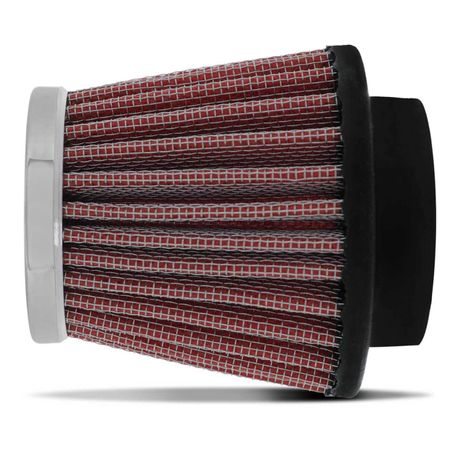 Filtro-Esport-38Mm-Titan-Yes-Intruder-Ybr-Xtz-125-Cb500-2-Shineray-Factor-Mirage-Neo-Vermelho-connectparts--2-