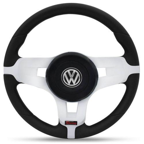 Volante-Jetta-Alemao-Preto-com-Branco-Sem-Cubo-com-Acionador-de-Buzina-Universal-connectparts--1-