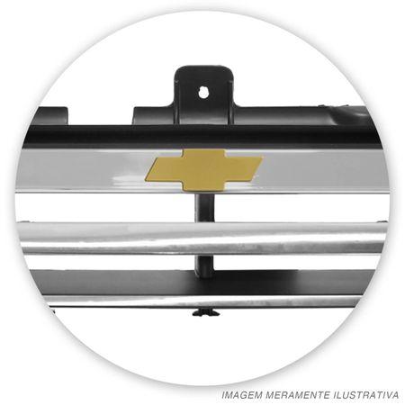Grade-Omega-Friso-Cromado-Emblema-Dourado-Tuning-Suprema-connect-parts--1-