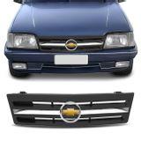 Grade-Dianteira-Monza-88-89-90-Preta-com-Emblema-e-Frisos-Cromados-Connect-Parts--1-