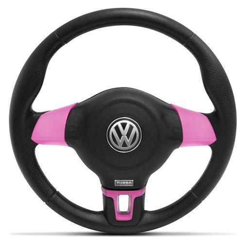 Volante-Esportivo-Jetta-Turbo-G2-G3-G4---Aplique-Rosa-Connect-Parts--1-
