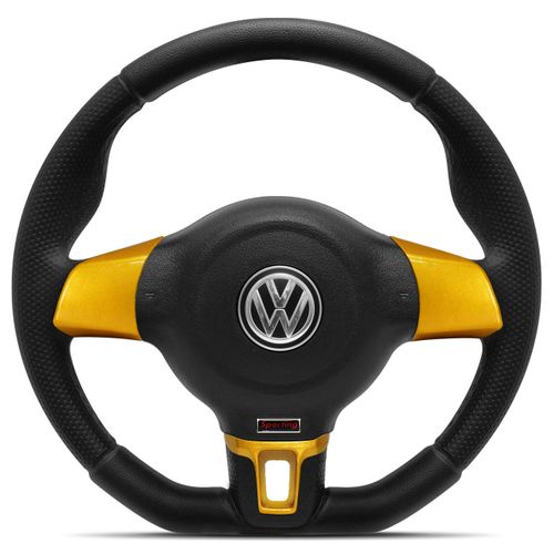 Volante-Esportivo-Jetta-Base-Reta-Turbo-G2-G3-G4-Aplique-Dourado-Connect-Parts--1-