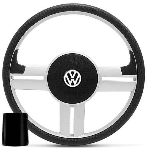 Volante-Rallye-Slim-Branco-Gol-Parati-Saveiro-Voyage-Golf-Passat-Santana-Fusca---Cubo-Connect-Parts--1-