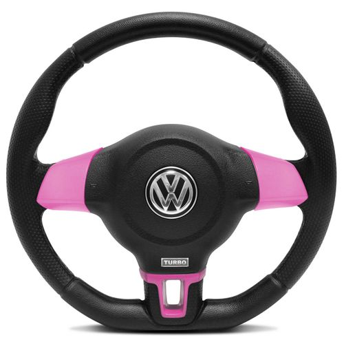 Volante-Esportivo-Jetta-Base-Reta-Turbo-G5-G6-Aplique-Rosa-Connect-Parts--1-