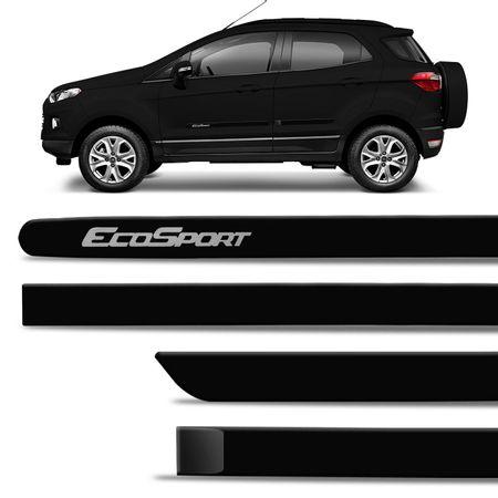 Jogo-Friso-Lateral-Ecosport-13-a-16-Preto-Ebony-4-Portas-Tipo-Borrachao-Connect-Parts--1-