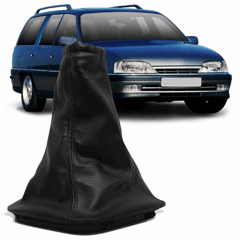 775ec822aeb Coifa Câmbio Chevrolet Omega e Suprema 1993 a 1997 Preta com Base Encaixe  Sob Medida