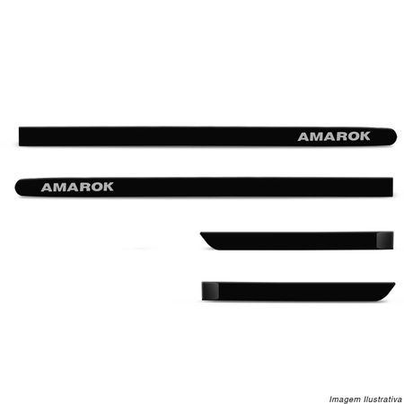 Jogo-de-Friso-Lateral-Amarok-10-11-12-13-14-15-16-17-Preto-Mystic-4-Portas-Connect-Parts--1-