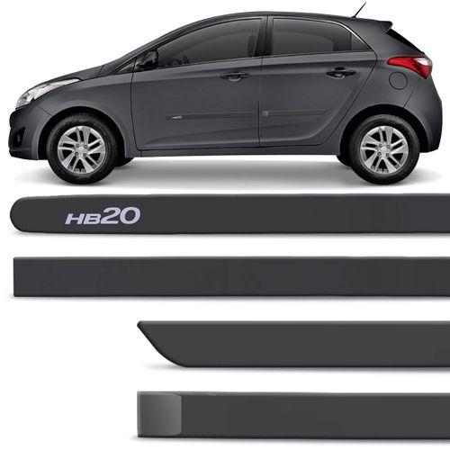 Jogo-Friso-Lateral-HB20-12-13-14-15-16-17-Cinza-Titanium-4-Portas-Tipo-Borrachao-Connect-parts--1-