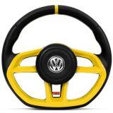 Volante-Golf-Gti-Preto-Amarelo-Universal-connectparts--1-
