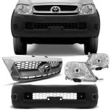 Kit-Combo-Hilux-2006-Farois---Grade---Para-choque-para-2009-2010-connect-parts--1-