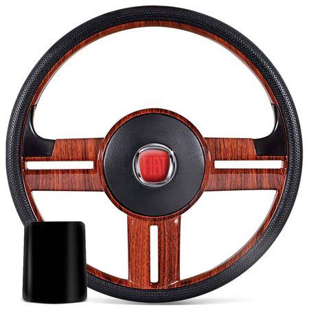 Volante-Rallye-Madeira---Cubo-3211-Linha-Fiat-147-Todos-Connect-Parts--1-