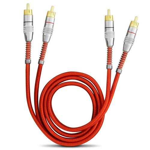 Cabo-Rca-Prime-Plug-Metal-5Mm-Transparente-Vermelho-1M-connectparts--1-