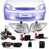 Kit-Farol-de-Milha-Fiesta-00-a-02-Courier-00-a-10---Kit-Xenon-H3-8000K-connect-parts--1-