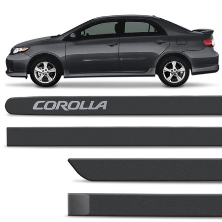 Jogo-Friso-Lateral-Corolla-08-09-10-11-12-13-14-15-Cinza-Galactico-4-Portas-Tipo-Borrachao-Connect-parts--1-