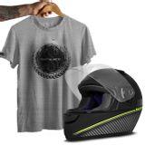 Capacete-Fechado-EBF-New-Spark-Black---Camisa-estampada-Shutt-Connect-Parts--1-