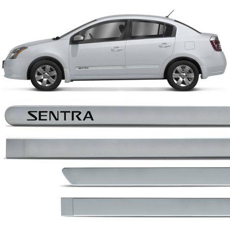 Friso-Lateral-Sentra-2008-a-2013-Borrachao-Jogo-Cinza-Magnetic-connectparts--1-