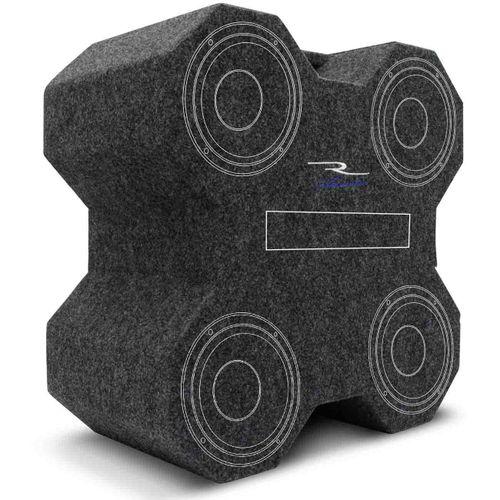 Caixa-Rack-6-Polegadas-Tetrax-Carpete-Grafite-1-Din-connectparts--1-