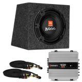 Kit-Caixa-selada---Modulo-taraps-Bass-400---Falante-JBL-10SW17A---2-cabos-Connect-Parts--1-