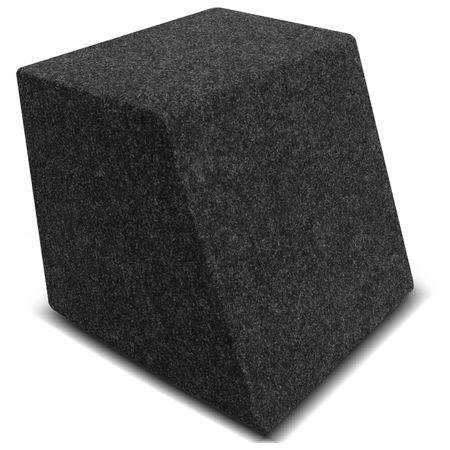 Caixa-de-Som-Selada-Shutt-30-Litros-para-1-Alto-Falante-de-10-Polegadas-Grafite-Connect-Parts--1-